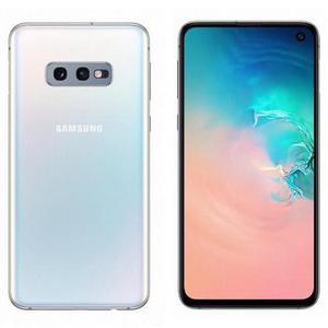 Galaxy S10e 128GB Dual Sim - Valkoinen (Prism White) - Lukitsematon