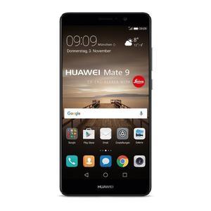 Huawei Mate 9 64 Gb Dual Sim - Schwarz (Midnight Black) - Ohne Vertrag