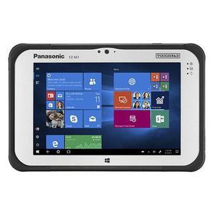"""Panasonic Toughpad FZ-M1 (2014) 7"""" 128GB - WiFi + 4G - Wit/Zwart - Simlockvrij"""