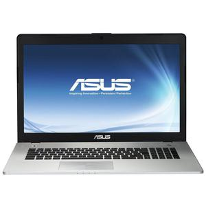 Asus N76VB-TZ130H 17.3-inch (2012) - Core i7-3630QM - 8GB - HDD 1 TB AZERTY - French
