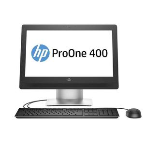 """HP ProOne 400 G2 20"""" Core i3 3,2 GHz - SSD 480 Go - 4 Go AZERTY"""