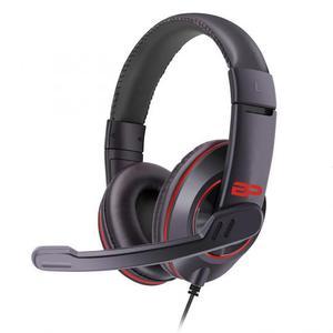 Tech Training BetterPlay Kuulokkeet Gaming Mikrofonilla - Musta/Punainen