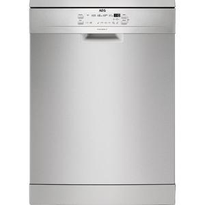 Lave-vaisselle pose libre 60 cm Aeg FFB53610ZM - 13 Couverts