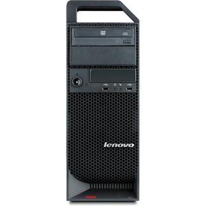 Lenovo ThinkStation S20 Xeon E5 3,7 GHz - SSD 256 Go + HDD 1 To RAM 8 Go
