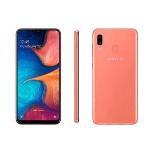 Galaxy A20 32 Gb Dual Sim - Coral - Libre