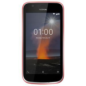 Nokia 1 8 GB (Dual Sim) - Red - Unlocked