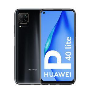 Huawei P40 lite 128GB Dual Sim - Zwart - Simlockvrij