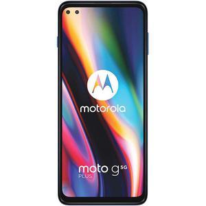 Motorola Moto G 5G Plus 128GB - Sininen - Lukitsematon