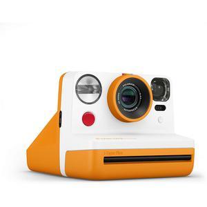 Instantané - Polaroid Now i‑Type Blanc/Orange Polaroid Polaroid 35-40mm f/11
