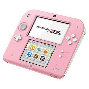 Console Nintendo 2DS version La Maison du Style 2 - Blanc / Rose