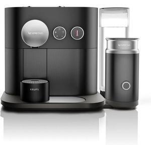 Espresso-Kapselmaschinen Nespresso kompatibel De'Longhi Nespresso Expert & Milk EN 355.GAE
