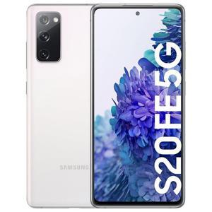 Galaxy S20 FE 5G 128 gb - Άσπρο - Ξεκλείδωτο