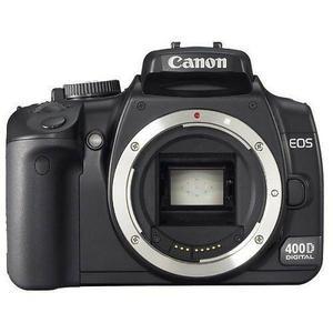 Canon EOS 400D Reflex 10.1Mpx - Black