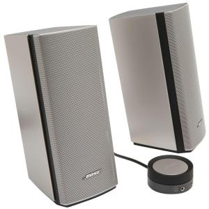 Bose Companion 20 Speaker Bluetooth - Grijs