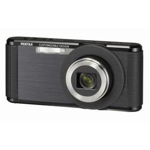 Compactcamera Pentax Optio LS465 - Zwart + Lens Pentax 28-140mm f/3.9-6.3