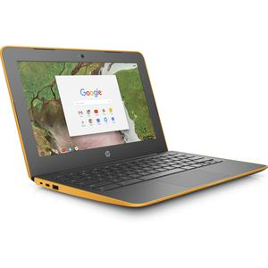 HP Chromebook 11A G6 EE A4-Serie 1,6 GHz 32GB eMMC - 4GB AZERTY - Französisch