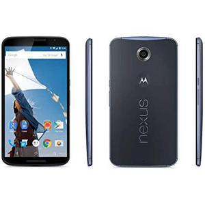 Motorola Nexus 6 64GB - Zwart/Blauw - Simlockvrij
