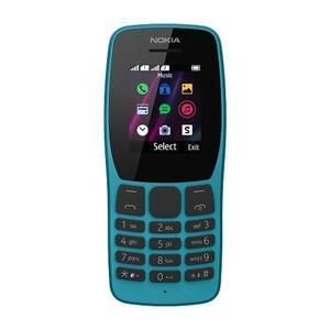 Nokia 110 Dual Sim - Blau- Ohne Vertrag