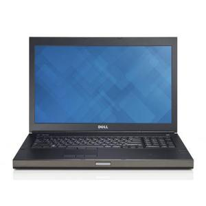 "Dell Precision M6800 17"" Core i5 2,5 GHz - SSD 240 GB + HDD 500 GB - 8GB QWERTY - Engels (VS)"