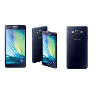 Galaxy A7 16GB - Musta (Midnight Black) - Lukitsematon