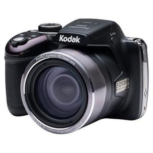 Cámara bridge Kodak PixPro AZ501 - Negro + lente Kodak PixPro Aspherical HD Zoom Lens 24-1200mm f/2.8-5.4