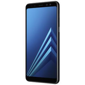 Galaxy A8 (2018) 32 GB (Dual Sim) - Black - Unlocked