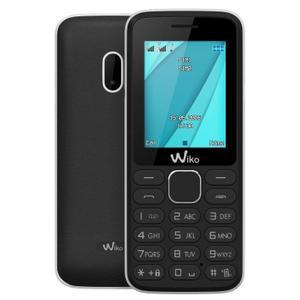 Wiko Lubi 4 0,512 Go Dual Sim - Noir/Blanc - Débloqué