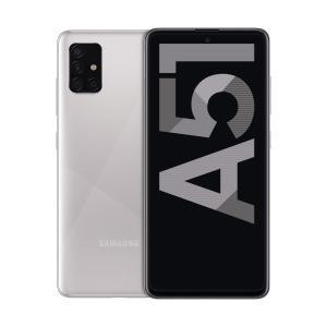 Galaxy A51 128 Gb Dual Sim - Silber - Ohne Vertrag