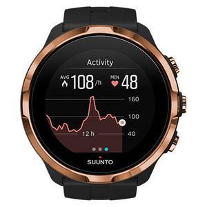 Horloges Cardio GPS Suunto Spartan Sports Wrist HR Copper Special Edition - Koper