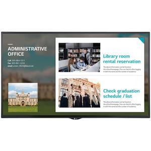 32-inch LG 32SE3KE-B Digital Signage Display 1920 x 1080 LCD Monitor Preto