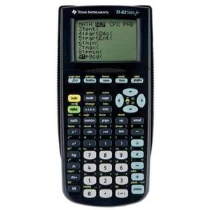 Texas Instruments TI-82 Stats Laskin