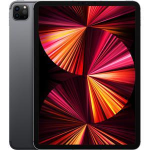 """iPad Pro 11"""" 3e génération (2021) 128 Go - WiFi + 5G - Gris Sidéral - Débloqué"""
