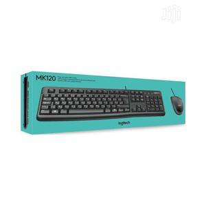 Logitech Teclado QWERTY MK120