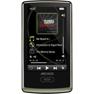 MP3-player & MP4 8GB Archos 3 Vision - Schwarz