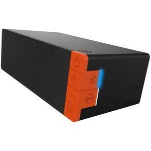 Enceinte Bluetooth Essentiel B Oglo Noir/Orange