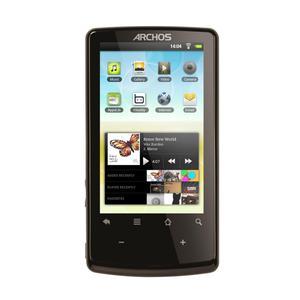 Archos 32 Internet tablet MP3 & MP4 speler 8GB- Zwart