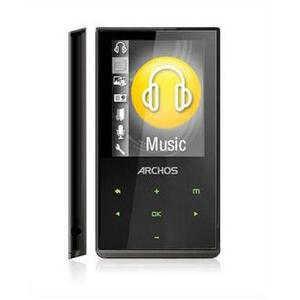 MP3-player & MP4 8GB Archos 20C Vision - Schwarz