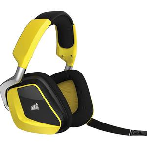 Corsair Void Pro Gaming Headphones with microphone - Yellow/Black