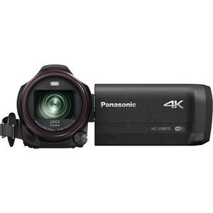 Cámara Panasonic HC-VX870 Negro