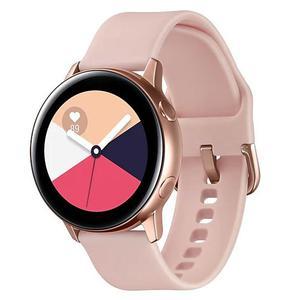 Kellot Cardio GPS  Galaxy Watch Active (SM-R500NZKAXEF) - Ruusunpunainen