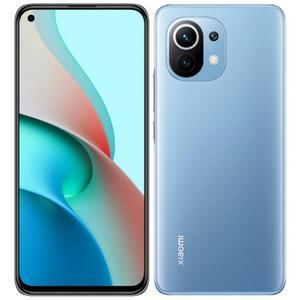 Xiaomi Mi 11 256 Gb Dual Sim - Aurora Blue - Ohne Vertrag