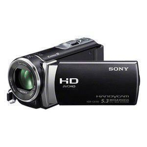 Sony HDR-CX190 Camcorder - Schwarz