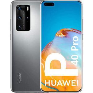 Huawei P40 Pro 256 Gb Dual Sim - Silber (Silver Frost) - Ohne Vertrag