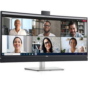 """Dell C3422WE Tietokoneen näyttö 34"""" LCD UW-QHD"""