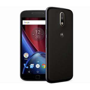 Motorola Moto G4 Plus 16GB Dual Sim - Musta - Lukitsematon