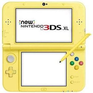 Nintendo New 3DS XL - HDD 1 GB - Gelb