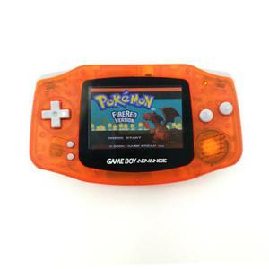 Console Nintendo Game Boy Advance - Orange transparente