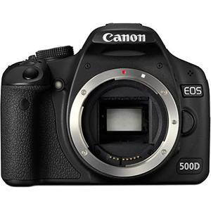 Κάμερα Reflex Canon EOS 500D - Μαύρο + Φωτογραφικός φακός Tamron AF 18-200mm f/3.5-6.3 XR Di II LD