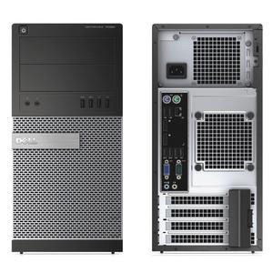 Dell OptiPlex 7020 MT Core i3 3,7 GHz - SSD 256 GB + HDD 1 TB RAM 8 GB