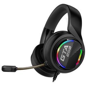 Casque Réducteur de Bruit Gaming avec Micro Advance GTA 250 - Noir